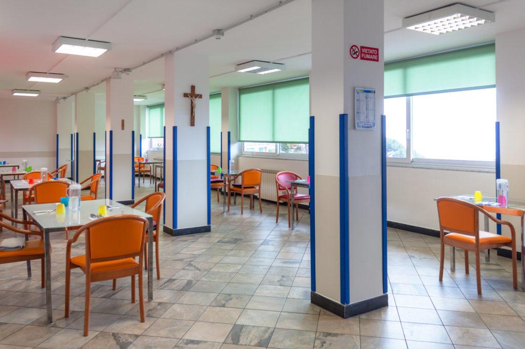 Residenza Canevaro sala da pranzo