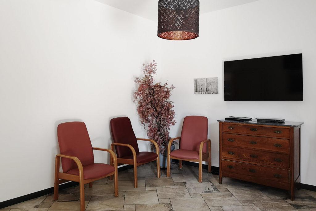 Residenza Canevaro sala