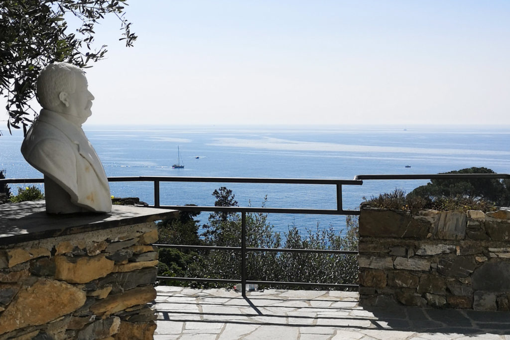 Residenza Canevaro terrazzo mare