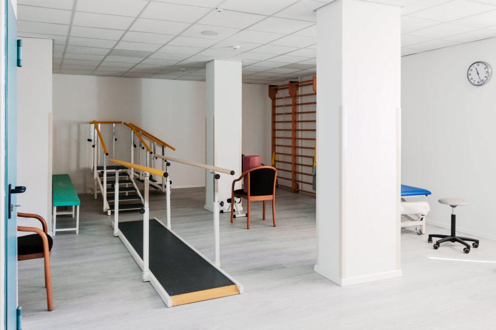 Residenza Canevaro palestra riabilitativa